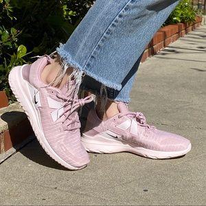 Renew Arena Plum Running Shoe